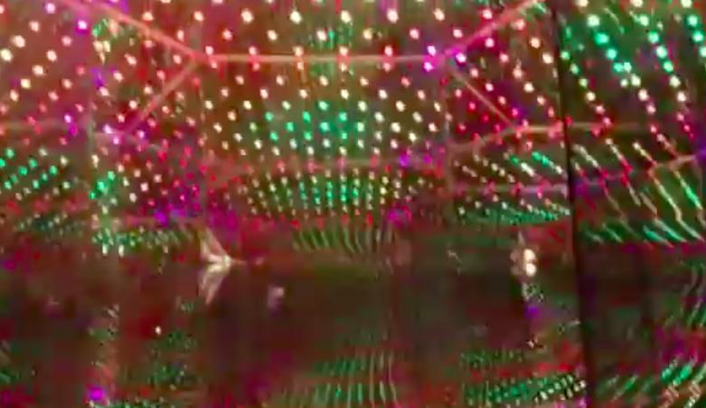 bryan scroggie infinity mirror