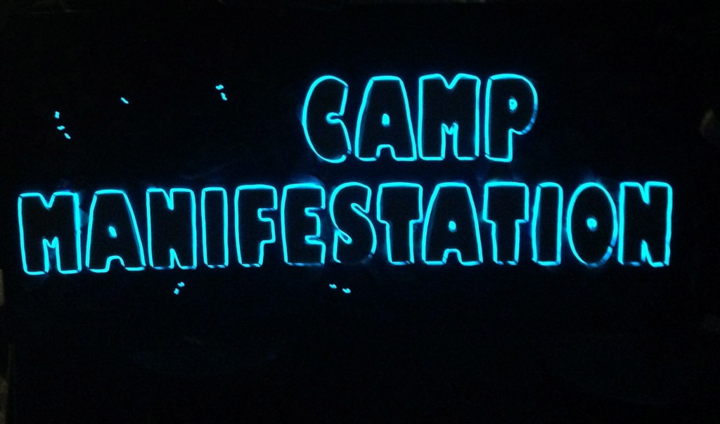 camp manifestation