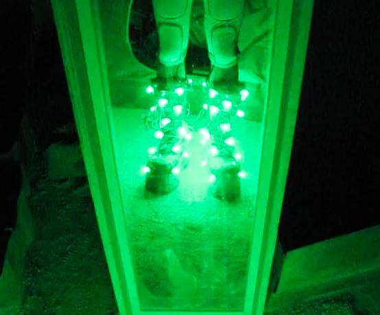 Illuminated Boots